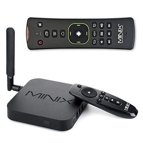 Minix NEO Android TV Streaming Player