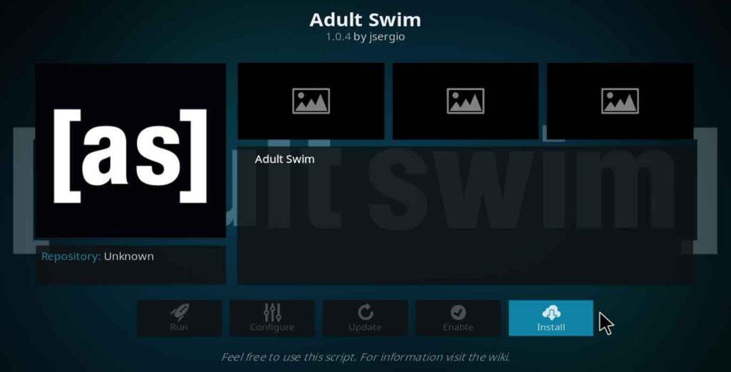 Cartoon Network Adult Swim