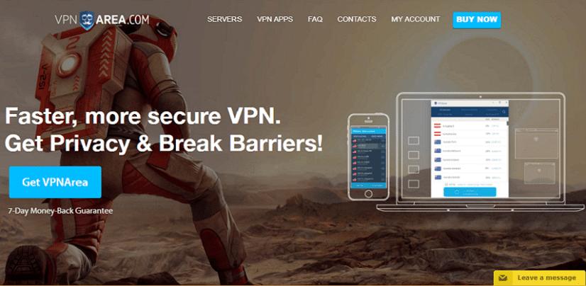 VPNArea Best Cheap VPNs
