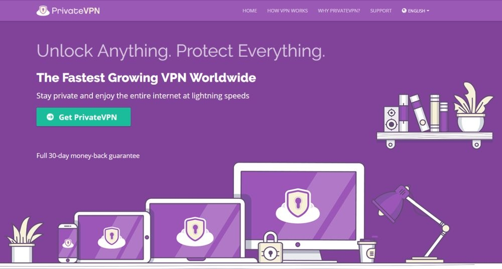 PrivateVPN Best Cheap VPNs